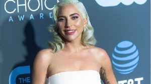 News video: Lady Gaga Rushed To Care For Dying Horse After Winning Critics' Choice Award