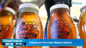 Parramore Farmers Market boosted by new location, to be run by youths [Video]