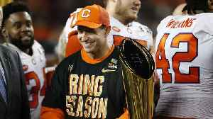 Clemson to Visit White House After National Championship Win [Video]
