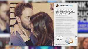Chris Pratt, Katherine Schwarzenegger Engaged [Video]