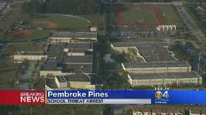 Pines Teens Arrested For Threats Against School [Video]