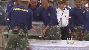 Navy Divers Recover Cockpit Voice Recorder Of Lion Air Jet That Crashed Into Java Sea [Video]