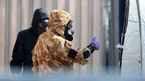 Chemical Weapons Watchdog to Ban Novichok Nerve Agents [Video]