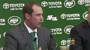 Jets Introduce New Coach Adam Gase [Video]