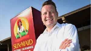 Sun Maid Attempting To Make Raisins More Appealing To Millenials [Video]