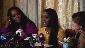 R. Kelly Accused Of Threats Against Faith Rodgers, Who Says She Was Abused By Singer [Video]