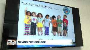 Choose the best way to save for your child's college education [Video]