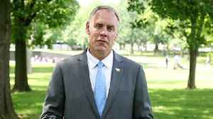 Ryan Zinke Joins Investment Firm As Managing Director [Video]