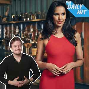 How Padma Lakshmi Cooks With Cereal [Video]