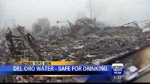Water Advisory: Del Oro Water Safe to Drink [Video]