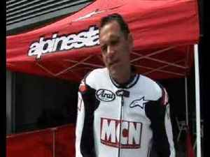 MCN: Alpinestars datalog you not your motorcycle [Video]