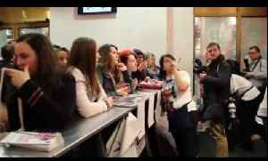 One Direction World Launch at The O2 London [Video]