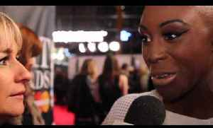 Laura Mvula talks to heat on the Brit Awards 2013 red carpet [Video]