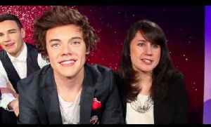 One Direction Wax Figures Launch at Madame Tussaud's [Video]