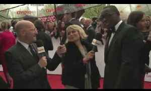 BAFTA TV Awards 2013: David Harewood on his time on Homeland [Video]