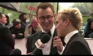 BAFTA TV Awards 2013: The Made In Chelsea gang agree to do a moonie if they win [Video]