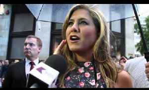 Jennifer Aniston talks Friends at We're The Millers London premiere [Video]