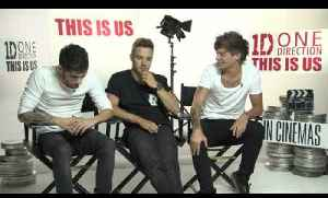 One Direction -  Zayn Malik, Liam Payne & Louis Tomlinson interview - This Is Us [Video]