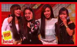 X Factor girl group 4th Power are forced to change their name – despite ALREADY starting promo work [Video]