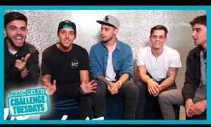 The Janoskians tell us who would get with a fan, who will be the first to get married and more!! [Video]