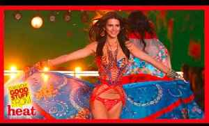 Kendall Jenner makes her Victoria's Secret debut! [Video]