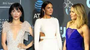 Critics' Choice Awards 2019: See the Best Fashion of the Night! [Video]