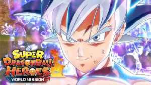Super Dragon Ball Heroes: World Mission - Official Announcement Trailer [Video]