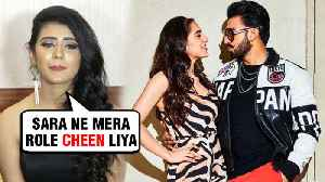 Priya Varrier NOT HAPPY With Sara Ali Khan Opposite Ranveer Singh In Simmba [Video]