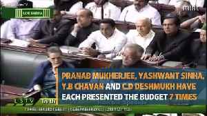 Budget 2017: Which finance minister has tabled the maximum number of budgets [Video]