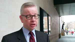 Gove: Government has 'contingency plans' for vote outcomes [Video]