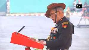 Army will ensure that J&K becomes a peaceful place: General Bipin Rawat [Video]