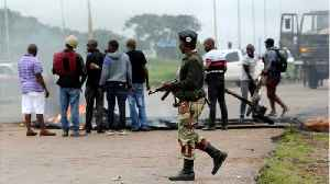 Zimbabwe Streets Patroled After Deadly Protests Over Economy [Video]