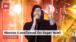 Maroon 5 Will Be Performing At The Super Bowl [Video]