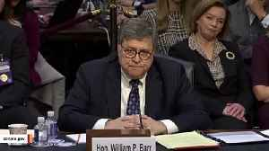 AG Nominee William Barr: 'I Don't Believe Mr. Mueller Would Be Involved In A Witch Hunt'