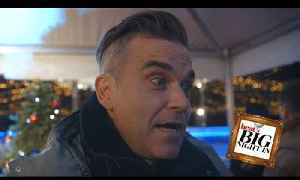 Robbie Williams reveals the REAL REASON he signed up for The X Factor [Video]