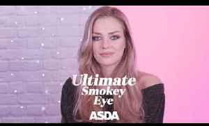 How To: The Ultimate Smokey Eye For Party Season [Video]