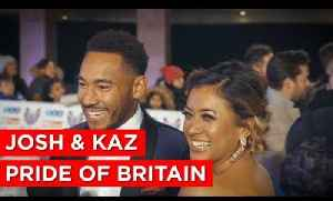 Josh Denzel & Kaz Crossley on Life after Love Island, Not Moving In & Christmas Plans [Video]