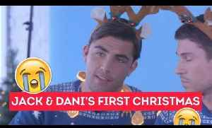 Love Island's Jack Fincham talks spending first Christmas with Dani Dyer DAYS before split [Video]