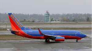 Southwest Airlines Hit By Tech Issue Disrupting Flights From Baltimore-Washington [Video]