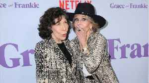 Netflix Orders Up More Grace And Frankie [Video]