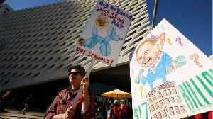 Los Angeles Teachers' Strike Continues With No Talks [Video]