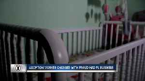 Did woman accused of unlicensed adoptions in Michigan run similar business in FL? [Video]