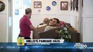 Millie's Pancake Haus is Absolutely Arizona for nearly 40 years [Video]
