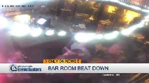 Video shows wild bar brawl that landed former Euclid cop in jail [Video]