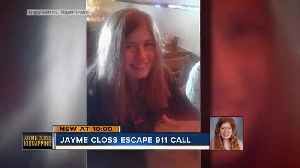 911 call of Jayme Closs' escape and rescue released [Video]