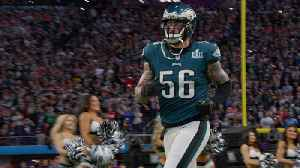 NFL Eagles Player Chris Long Wants To Promote Childhood Education [Video]