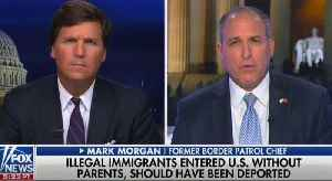 Obama border patrol chief: MS-13 laughed at how easy it was to cross border [Video]
