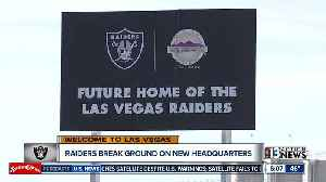 From Costco to the Raiders HQ: A look at the construction boom in Henderson [Video]