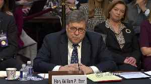"""Mueller would not pursue """"a witch hunt"""": Barr [Video]"""
