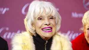 Carol Channing, Broadway's iconic 'Dolly,' dead at 97 [Video]